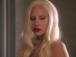 American Horror Story S05E01 (2015) Lady Gaga and Chast...