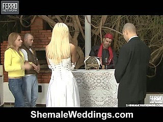 dany&tony shemale wedding sex