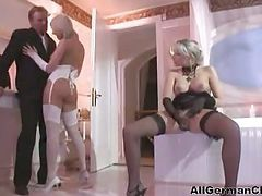German MILFS Make Porno
