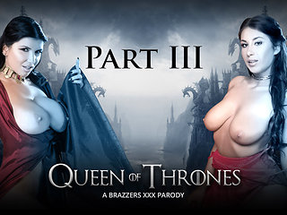 Queen Of Thrones: Part 3 (A XXX Parody)