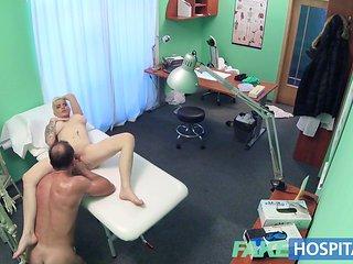 Fake Hospital Flirty Tattooed Minx Demands Fast And Har...