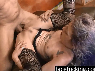 (new)super Whore Stella Casey Throated & Degraded To Th...