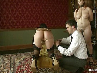 Serving the Head Butler