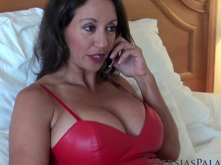Sexy Milf Meets A Young Man Who Is Just Released From P...