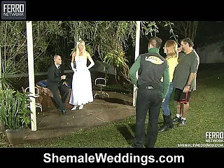 dany&tony just married shemale sex