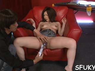 Pussy Punishment For This Hot Asian Feature Segment 1