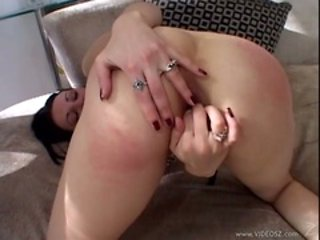 Hot babe Victoria Sin feels the juicy thick cock invadi...
