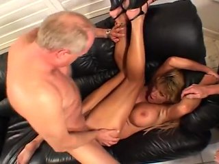 Big Titty Wife Michelle Fucked In The Ass By Another Man
