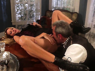 Magically sexy whore jessica drake gets throat drilled ...