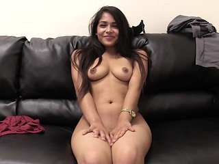 Curvy body beauty