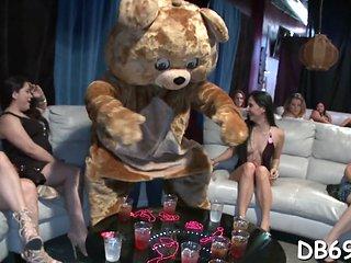 Amateur CFNM Party With Some Super Hot Teen Sluts
