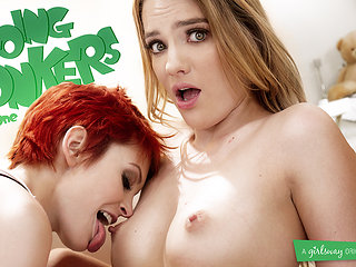 Bree Daniels & Kenna James in Going Bonkers: Part One -...