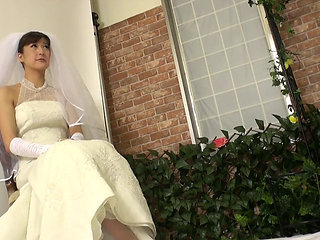 Rape The Japanese Bride-to-be