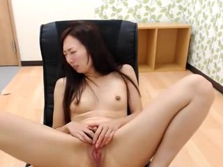 Fabulous Amateur movie with Asian, Solo scenes