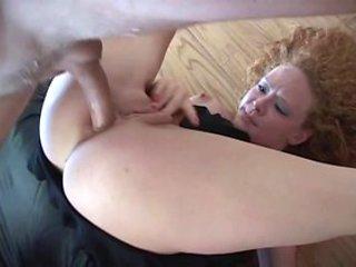 Horny pornstar Audrey Hollander in best redhead, big ti...