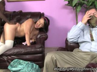 Stunning Callie Dee loves getting fucked doggy style