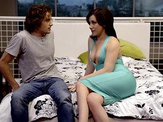 MILF's POV seduction