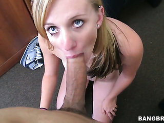 Autum Lee with small breasts has some dirty fantasies ...