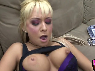 Hot Blonde Singer Briana Pov Fuck