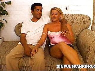 Horny Spanking Couples