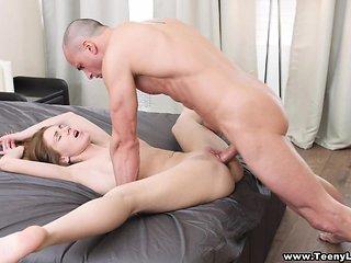 Teeny Lovers - Morning round of fucking