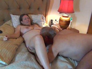 Bear fucks his wife hard 2