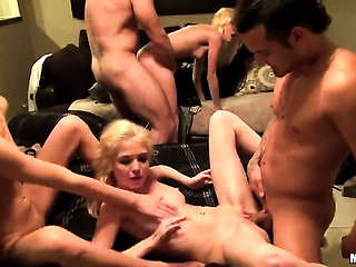Chloe Foster has blowjob experience of her lifetime wi...
