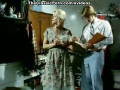 Aunt Peg cumshot