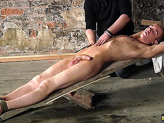 Wanked to a cum load by the master - Chad Chambers And ...