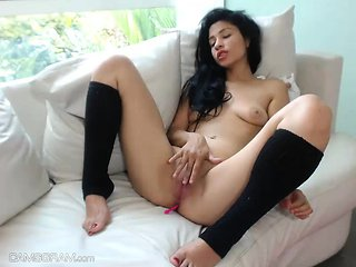 Cam Show With Lustful Cam Babe