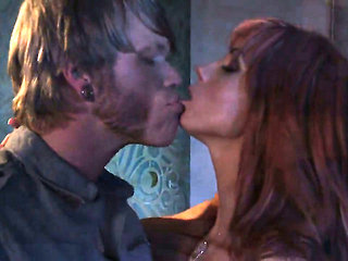Kirsten Price gets cum soaked on camera for your viewin...
