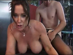 4659235 Son Getting Breakfast From Not His Mom 240p - -...