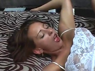 Serena Marcus Enjoying His Cock Deep Inside Her Pussy