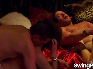 Pussy Sucking Dick Fucking Swingers Party