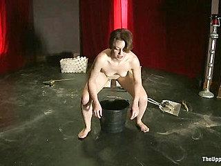 Service Session: Shevon's Punishment