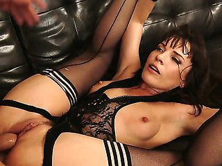 Dana DeArmond and Mr. Pete fuck pussy and ass in americ...