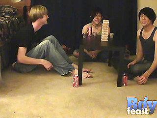 Austin,Trace & William - Second Installment of Game Ni...
