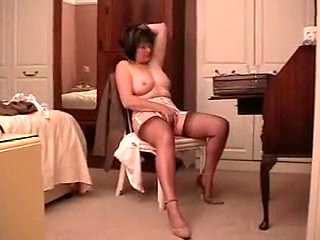 Exotic Homemade video with Stockings, Nipples scenes