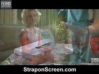 Madeleine&Jack naughty strapon video