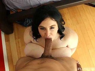 Sexy Housewife Alyson Fucks Husbands Friend