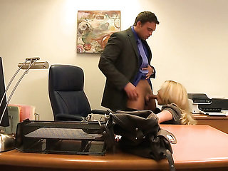 Jessica drake feels the best feeling ever with mans st...