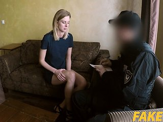 Steffany In Robbery Leads to Hotel Sex for Cop