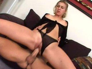 Exotic pornstar Cherry Rose in best blonde, creampie ad...