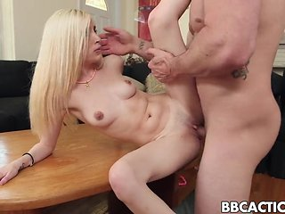 Piper Perri Molested by Black Cock