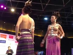 (Gamasutrathai) Bangkok international hair show 2014