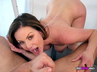 Fit Chick Kendra Lust Gets Her Pussy Beaten Up