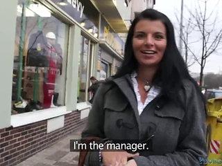 Sandra Nero Getting Fucked In Public