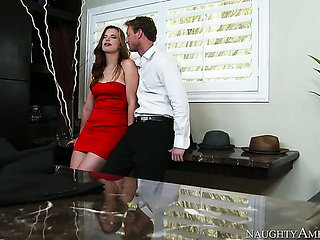 Bodacious asian seductress knows that hard fuck with Ry...