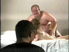 Guy Forced To Watch His Wife Fucked Hard By A Huge Ch...