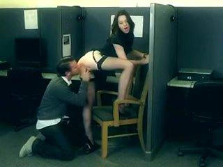 Stoya got fucked in the office